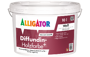 Alligator Diffundin-Holzfarbe+ 0,75 Liter | Antigua 2