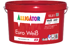 Alligator Euro Weiss 1,25 Liter | Antigua 2