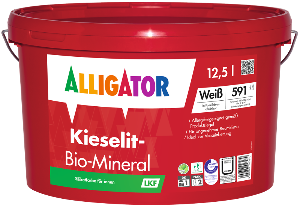 Alligator Kieselit-Bio-Mineral 1,25 Liter | Curry 145  0636-Y