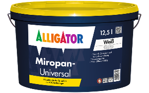 Alligator Miropan-Universal 1,25 Liter | Curry 85  0614-Y09R