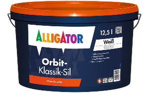 Alligator Orbit-Klassik-Sil 1,25 Liter | Raupengrün