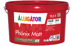 Alligator Phönix Matt 1,25 Liter | 20002