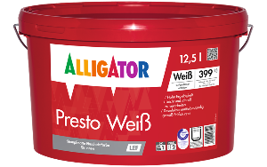 Alligator Presto Weiss 1,25 Liter | Ginster 70  2919-Y07R