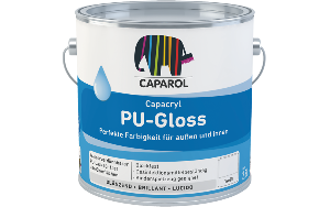Caparol Capacryl PU-Gloss 0,35 Liter | Orange 11