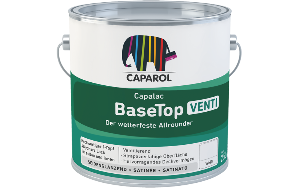 Caparol Capalac BaseTop Venti 0,375 Liter | Spinell 16/40