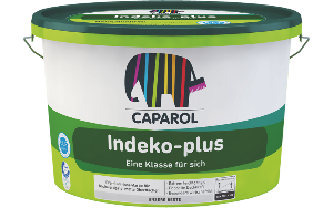 Caparol Indeko-plus 1,25 Liter | Curry 32  5620-g90y