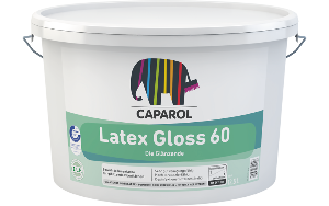Caparol Latex Gloss 60 5 Liter | Vn2559