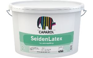 Caparol SeidenLatex 2,5 Liter | Curry 32  5620-g90y