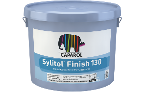 Caparol Sylitol Finish 130 1,25 Liter | Curry 32  5620-g90y