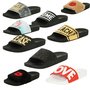THE WHITE BRAND SANDALEN SLIDES