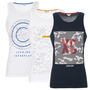 JACK AND JONES HERREN TANKTOP JCOINTER SOMMER SHIRT, 100% BAUMWOLLE S,M,L,XL,XXL
