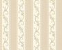 AS Creation 649645 Tapete Chateau 2 Beige, Metallic, Weiß