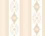 AS Creation 683052 Tapete Hermitage 7 Beige, Metallic
