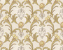 AS Creation 943383 Tapete Hermitage 9 Beige, Gelb, Metallic