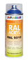 Dupli-Color Ral Acryl Spray RAL3020 verkehrsrot 400ml