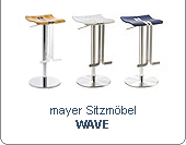 Barhocker WAVE - mayer Sitzm�bel