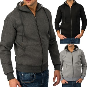 Herren Sweat Jacke Kapuzenjacke Zip Hoodie Sweater