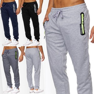 Max Men Herren Jogging Hose Casual Trainings Sport Sweat Pant Stretch Bündchen H1838