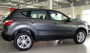 Seitenleisten-Satz für Nissan Qashqai 2 SUV 5-Türer  2009-2013