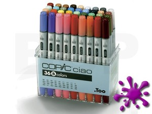 Copic Ciao 36er Set - B