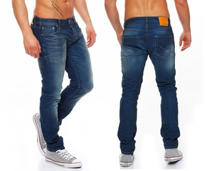 JACK & JONES ORIGINALS Jeans Hose slim Fit Skinny Stretch 919 TIM2