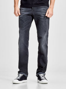 JACK & JONES JEANS CLARK 774 BLACK DENIM