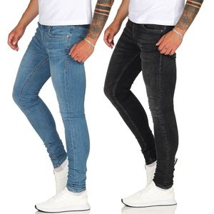 JACK & JONES SKINNY HOSE JJITOM JJORIGINAL AM NOOS JEANS