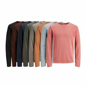 Jack & Jones JJELEO KNIT CREW NECK NOOS