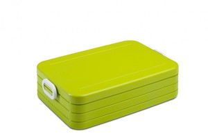 Mepal Lunchbox TAB large, Latin lime