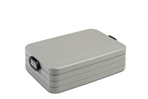 Mepal Lunchbox TAB large, silber