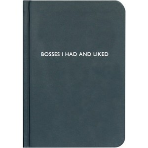 Archie Grand Notizbuch - Bosses I had and liked