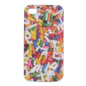 DCI iPhone Backcover-Hartschale - Bunte Streusel