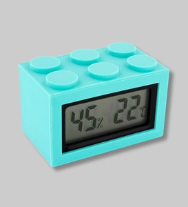 Pylones Wetterstation - Weather Station Brick, blau