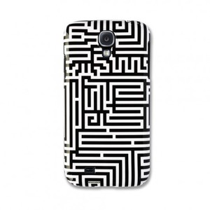 Remember Backcover-Hartschale Galaxy S4 - MobileCase Labyrinth
