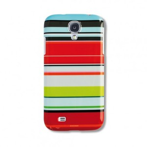Remember Backcover-Hartschale Galaxy S4 - MobileCase Stripy
