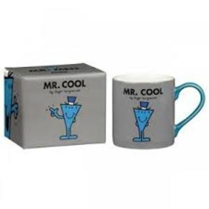 Mr. Men & Little Miss Trinkbecher - Mr. Cool Mug