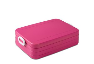 Mepal Lunchbox TAB large, pink