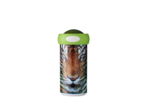 Rosti Mepal Campus Verschlussbecher 275 ml - Animal Planet Tiger 2