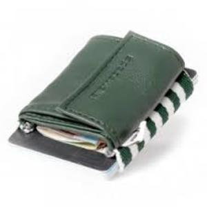 Spacewallet Geldbeutel - Tropic Green 2.0 Push