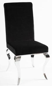 Casa Padrino Luxus Barock Esszimmer Stuhl Marilyn Monroe