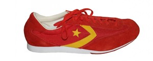 Converse Skateboard Schuhe Dash Ox Red Sneakers Shoes