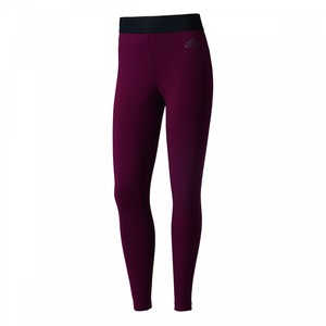 adidas Damen Sport ID Tight Leggings Trainingshose B45766 Maroon