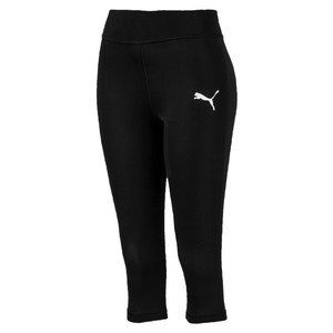 PUMA Junior Active 3/4 Leggins G Pants Trainigshose Sporthose 854313 Puma Black