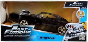 Jada Toys 253203012 - Fast & Furious Dom´s Dodge Charger (Street), 1:24