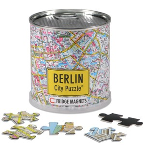 City Puzzle Magnets - Berlin von Extragoods