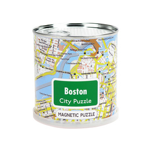 City Puzzle Magnets - Boston