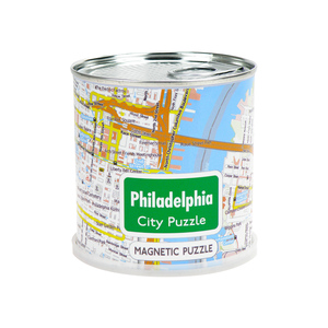 City Puzzle Magnets - Philadelphia
