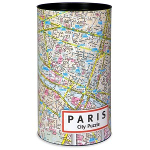 City Puzzle - Paris von Extragoods