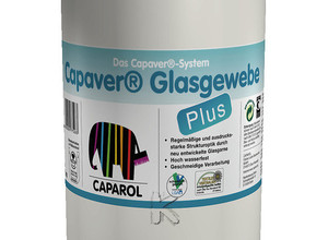 CAPAROL Capaver VB Glasgewebe Plus | CD Capaver VB 2410 Plus 25M x 1M