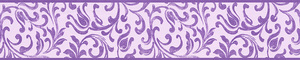 AS Creation 905543 Borte Stick Ups Violett